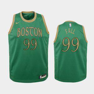 Women Boston Celtics Tacko Fall City Jersey